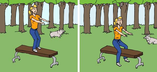 Bench-Jump